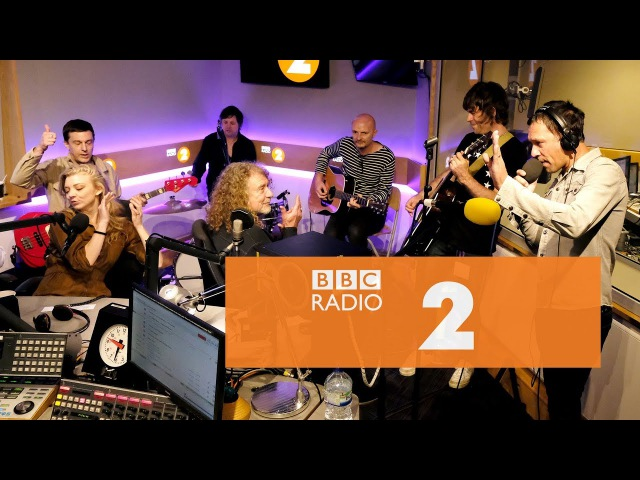 Shed Seven - Don't Get Me Wrong (Pretenders cover, Radio 2 Breakfast Show session)