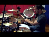 Man of Sorrows (Live) - Hillsong Live (Drum Cover) - Sal Arnita