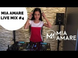 New Year 2017 Happy House Live Mix #4 by Mia Amare female DJ