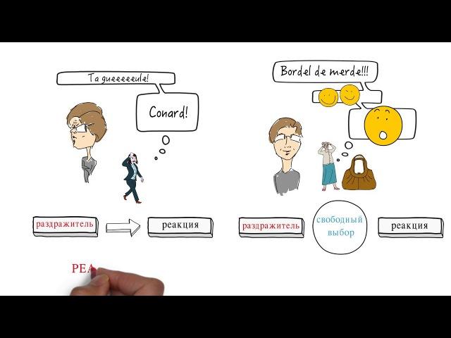 Секрет успеха – Проактивность: как подчинить свои реакции внутренним ценностям