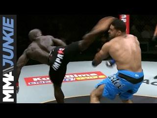 Alain Ngalani vs. Mahmoud Hassan at ONE Championship 10