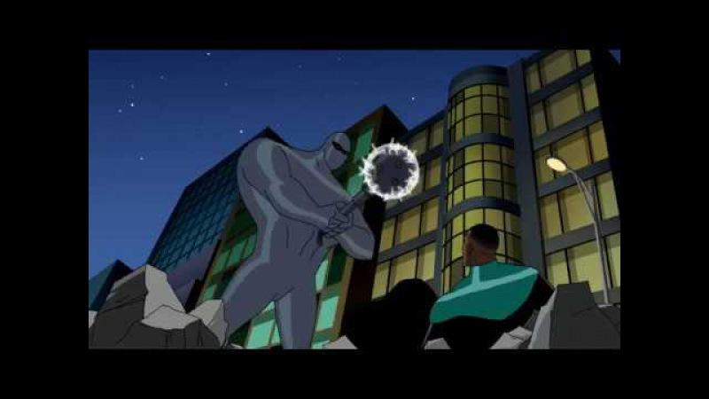 Liga da Justiça Vs Amazo Parte 1