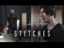 Shawn Mendes - Stitches (rock cover by Val feat. DRUMSIDER)