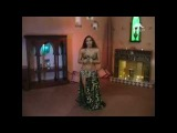 Belly dance with Alla Kushnir on Maxi TV chanel