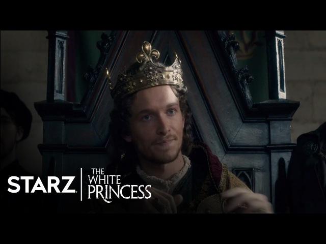 The White Princess | Henry Tudor Trailer | STARZ