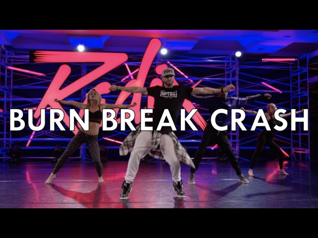 Aanysa x Snakehips - Burn Break Crash   Radix Dance Fix Ep 13   Brian Friedman Choreography