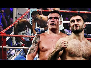 Top 20 Cruiserweight Knockouts Of Last 10 Years