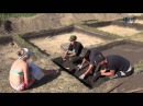 Методика археологических раскопок поселений