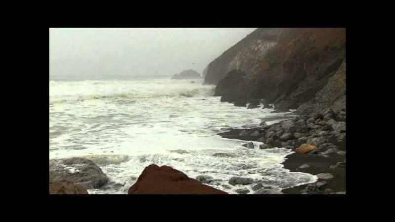 Stormy Sea 60mins Natural Wave Sounds