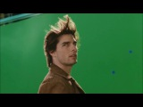 Vanilla Sky Ending Scene, Davids Jump To Reality (Filming With Green Screen)