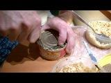 Как открыть банку тушенки вилкой