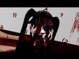 MMD Silent Scream ft Miku
