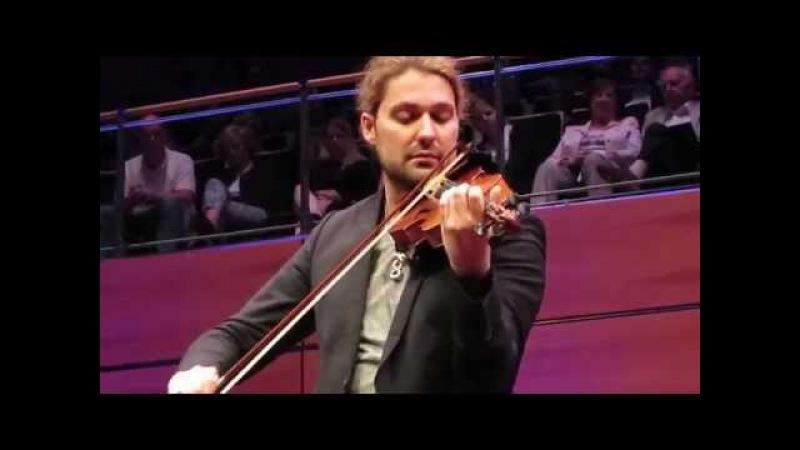 David Garrett - Vivaldi / Four Seasons - Winter Largo - Lübeck 25.05.14