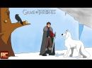 «Игра престолов» - Сезон 1. Рецензия «Красного Циника» с цензурой - видео с YouTube-канала Red Cynic