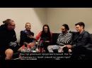 Tokio Hotel - Interview Part 1 (2017) с РУССКИМИ субтитрами