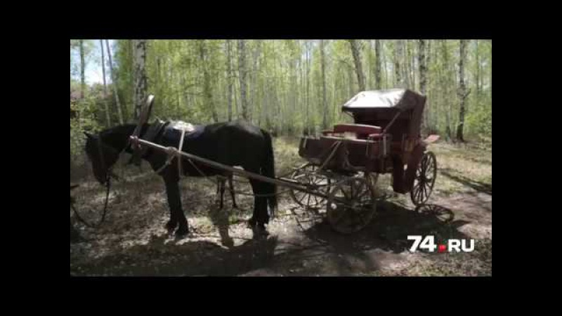 На Южном Урале нашли и отреставрировали карету XIX века