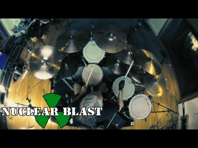 MESHUGGAH - Nostrum (DRUM PLAYTHROUGH w TOMAS HAAKE)