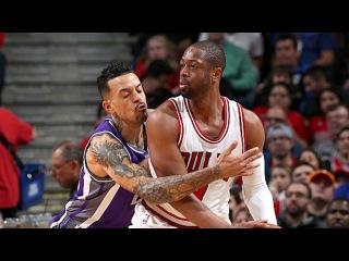 Sacramento Kings vs Chicago Bulls - Full Game Highlights | January 21, 2017 | 2016-17 NBA Season