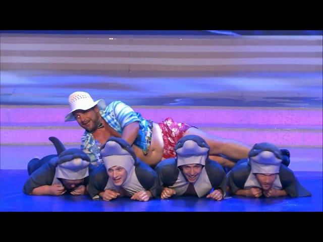КВН Сборная Большого Московского Государственно Цирка - 2016 Голосящий КиВиН