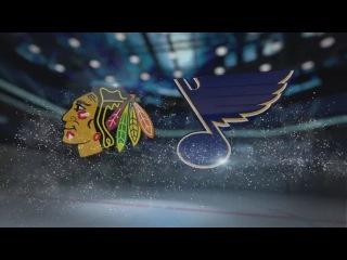 Winter Classic Recap: Blackhawks vs Blues 1/2/17