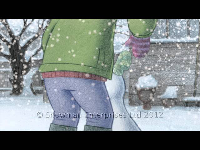 「The Snowman AND THE SNOWDOG」イントロダクション動画