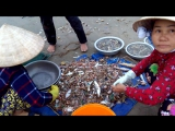 Вьетнам. Муй-не. Рыбацкая деревня. Февраль 2017 года,7 утра