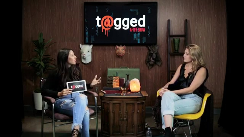 Taggedshow@lia gives us all the Shailey feels in today's episode of the 't@gged After Show' Tap the link in our bio to watch t