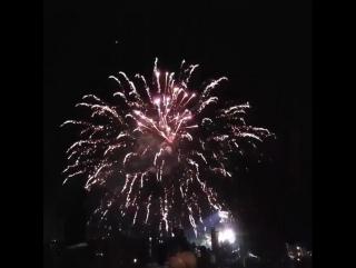 #праздничныйсалют в городе #Варна #Болгария #праздник #Feuerwerk #fireworks #салют #огненноешоу #восторг  http://teremlux.com#