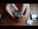 Водостойкие противоударные часы Quamer Watch.