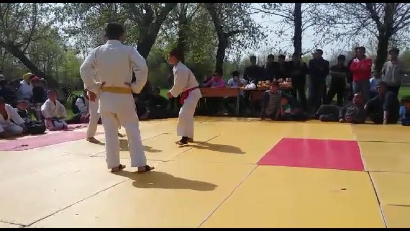 Ashir judo_vine