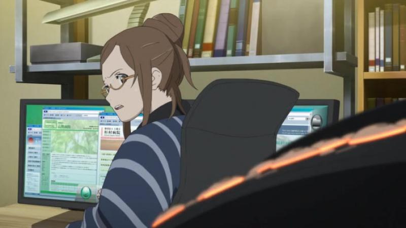 2 серия [OVA-6] — .хакКвантум | .hackQuantum [JeFerSon, Comina]