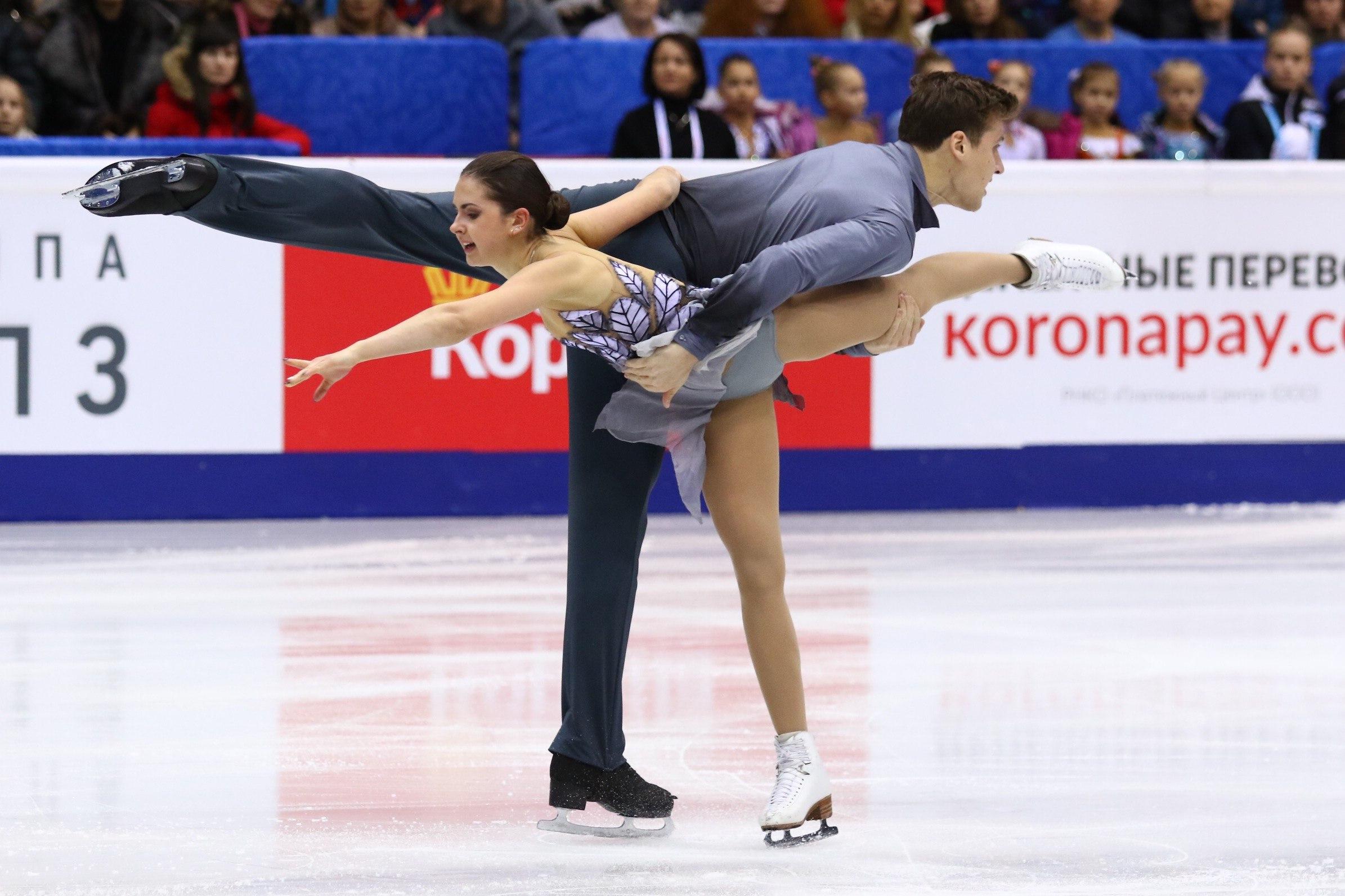 Наталья Забияко и Александр Энберт (26.12.2016)