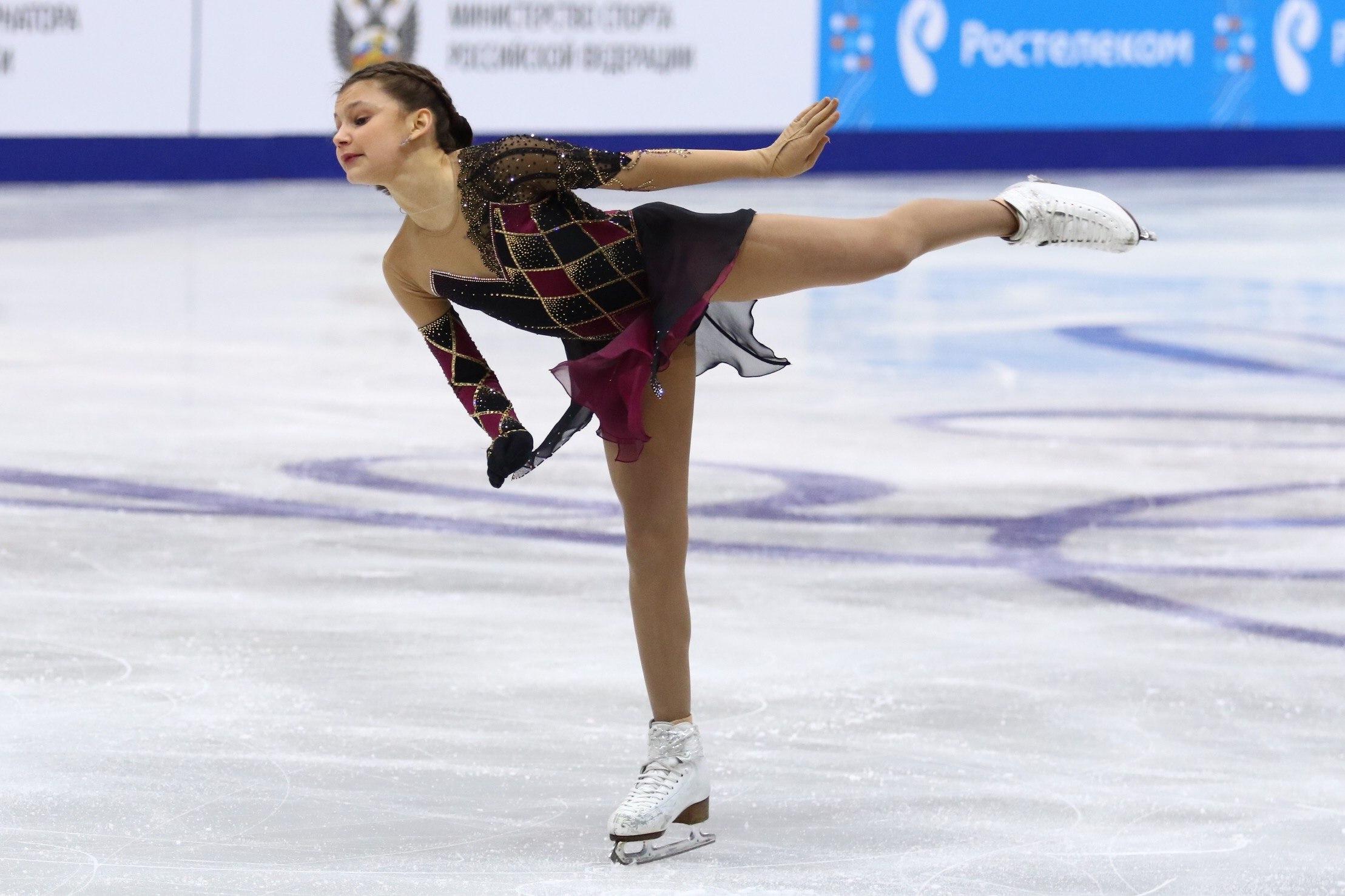 Софья Самодурова (26.12.2016)