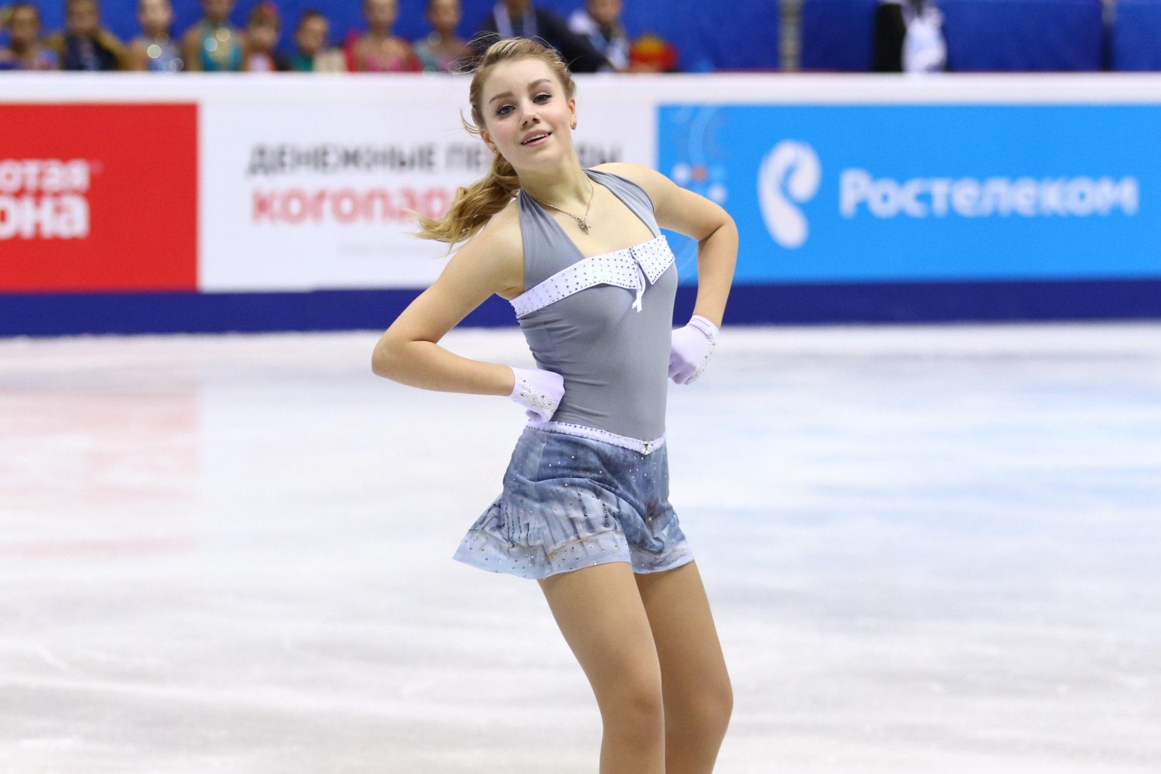 Алиса Федичкина (26.12.2016)