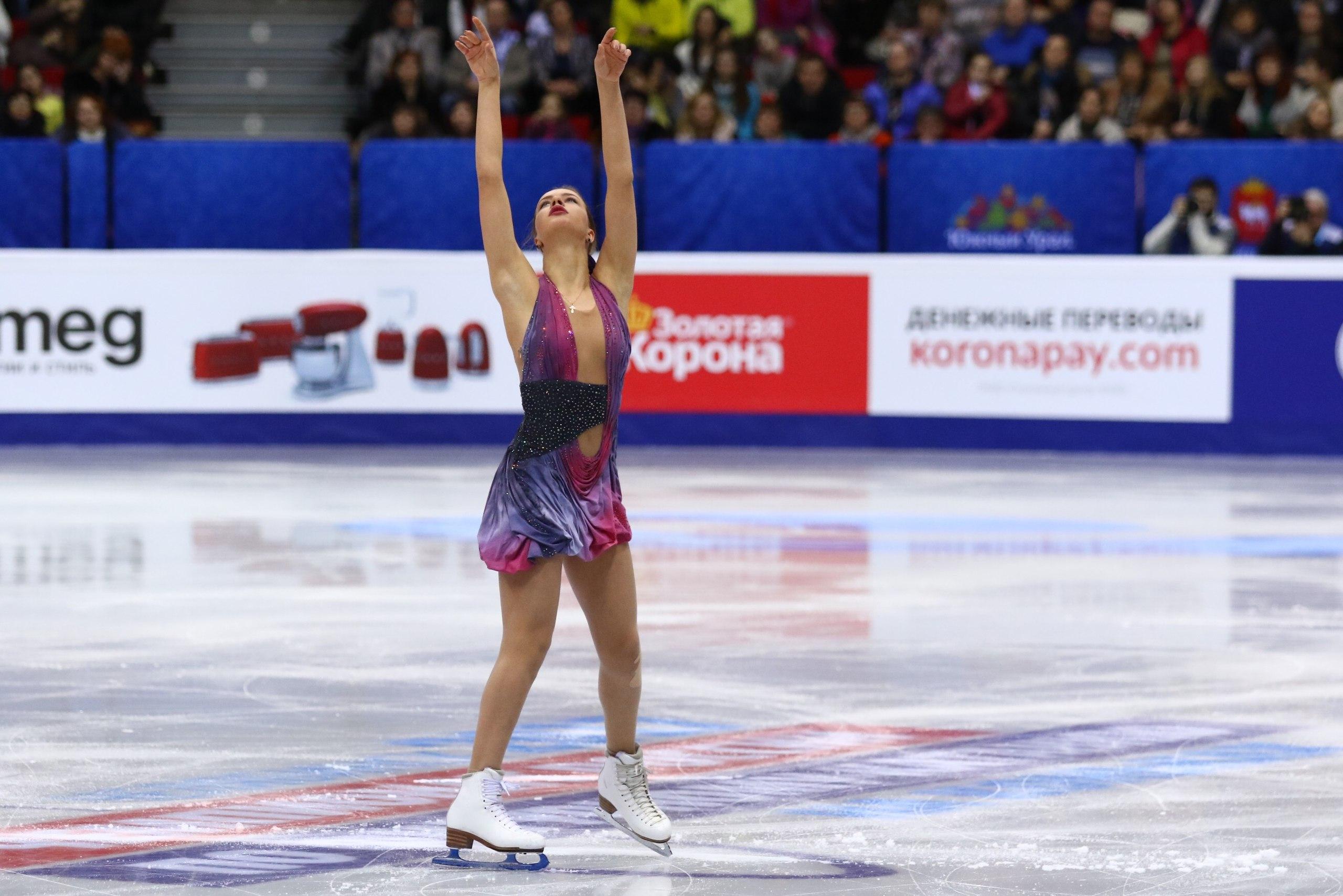 Анна Погорилая (26.12.2016)