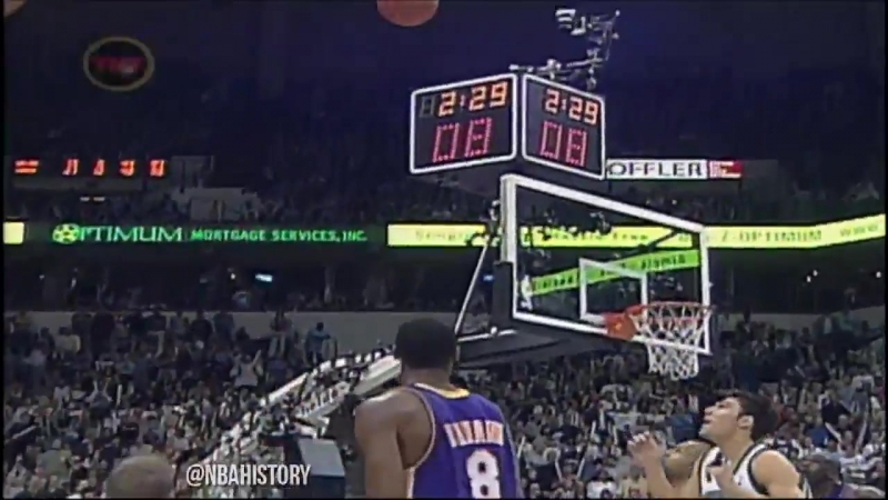 Fred Hoiberg schools Kobe Bryant (Timberwolves Lakers West Finals 2004)