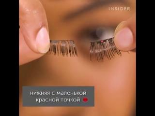 Новинка 2017 года Magnet Lashes магнитные ресницы красивые ресницы без наращивания