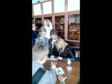 Невинномысск,Елена Бережная раздает автографы 20170421_145022