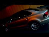 Самый быстрый Поло седан! Тест драйв и обзор Volkswagen Polo GT 2017. 720р