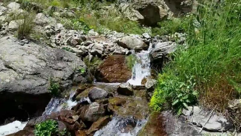 Звуки природы, Горный ручей, Шум воды, Медитация и Релакс