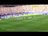 Атлетико 2:0 Севилья. Гол Гризманна