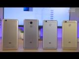 Какой Redmi выбрать Xiaomi Redmi 4 pro, 4A, 4X или 3s - Сравнение