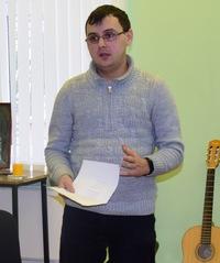 Максим Глазунов