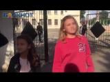 Дети из краснодарской школы №35 об эвакуации