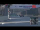 F1 2017. Этап 8 - Гран-При Азербайджана. Квалификация