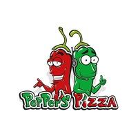 Логотип Pepper's Pizza / Доставка пиццы в Калуге / 24/7