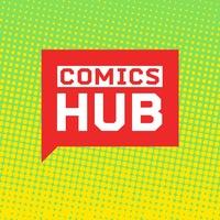 Логотип Comics Hub интернет-магазин комиксов Калуга