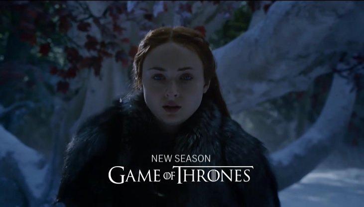 HBO-მ ახალი, რიგით მეშვიდე სეზონის პირველი კადრები გამოაქვეყნა
