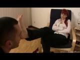 Goddess Victoria раб вылизывает ножки feet slave licking feet Foot fetish Фут-фетиш