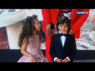 Филипп Киркоров, Алла-Виктория и Мартин - зайка моя